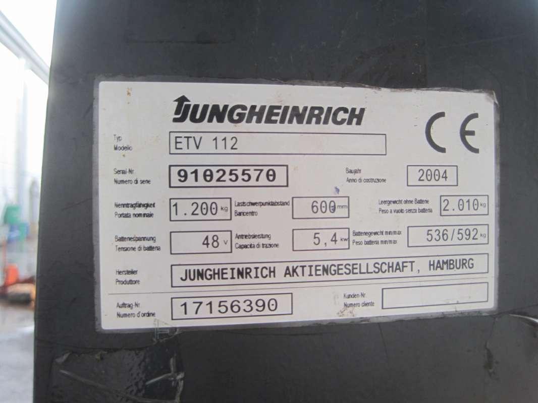 Jungheinrich-ETV 112