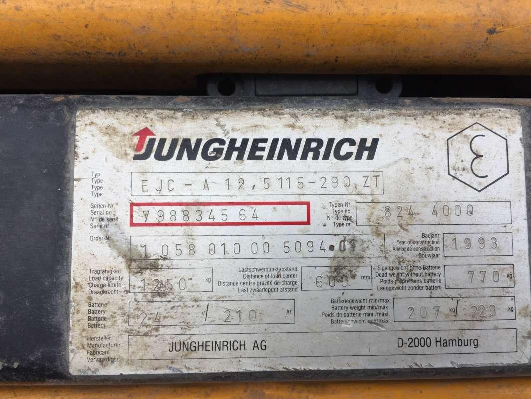 Jungheinrich-EJC-A 12,5