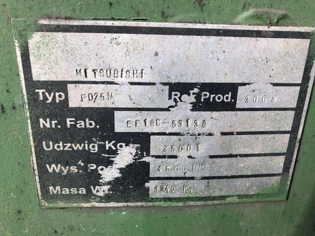 Mitsubishi-FD25N