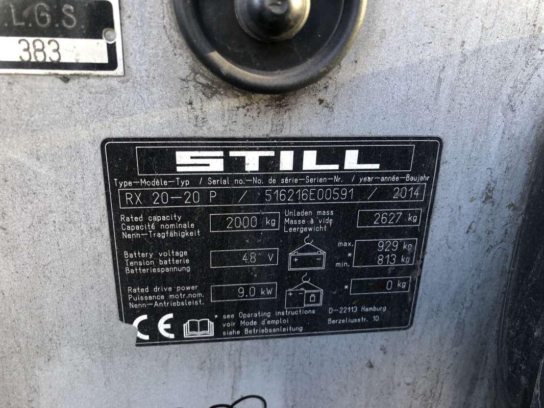 Still-RX 20-20 P